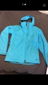 Animal ski jacket
