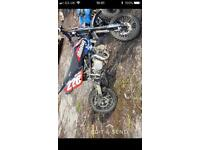 Stomp pit bike 14 z2 (not yz cr crf kx rm)