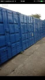 Storage shipping Containers 20 x 8 feet