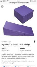 Brand new incline mat