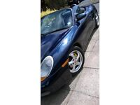 Porsche Boxster 986 S Tiptronic (soft top and hardtop)