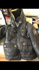 Ted baker boys jacket 4-5