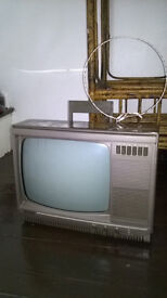 Vintage Rambler 12 Portable TV