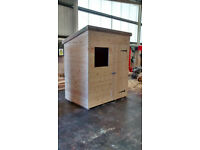 Garden Shed from £260