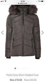 Wallis ladies winter coat