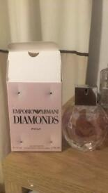 Armani diamond rose parfume