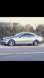 Bmw e92 330d nicely modded must see!4950 or best offer