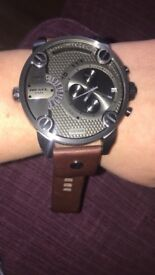 Mens Deisel watch