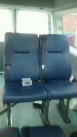 T6 transporter back seats