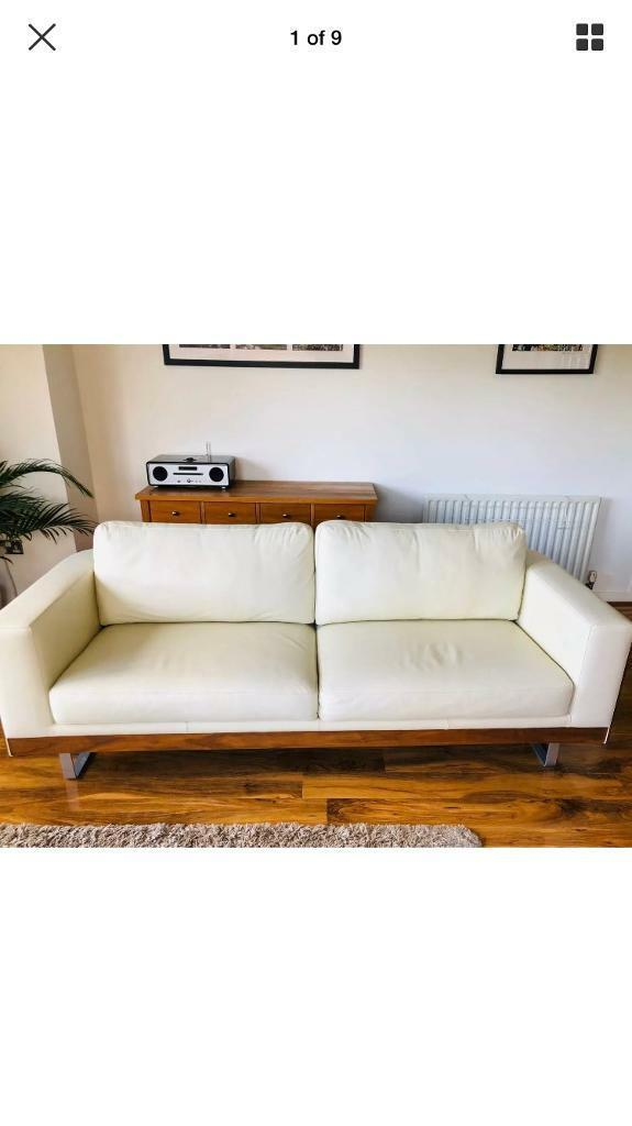 Swell Dwell Leather Sofa And Chair Sold Pending Collection In Renfrew Renfrewshire Gumtree Inzonedesignstudio Interior Chair Design Inzonedesignstudiocom