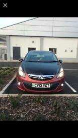 Vauxhall Corsa 1.3 Diesel *Low mileage limited edition sport*