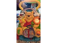 Vtech Winnie the Pooh baby walker