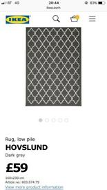 Ikea rug brand new