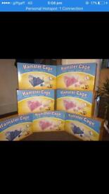 Hamster/small pet cages!