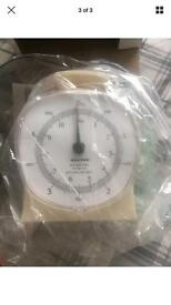 Salter kitchen scale