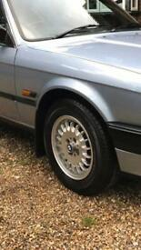 BMW E30 bottletop Alloys x4
