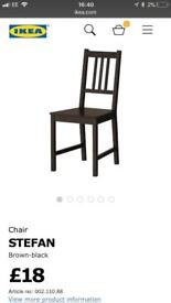 2x Dining/ Kitchen Chairs