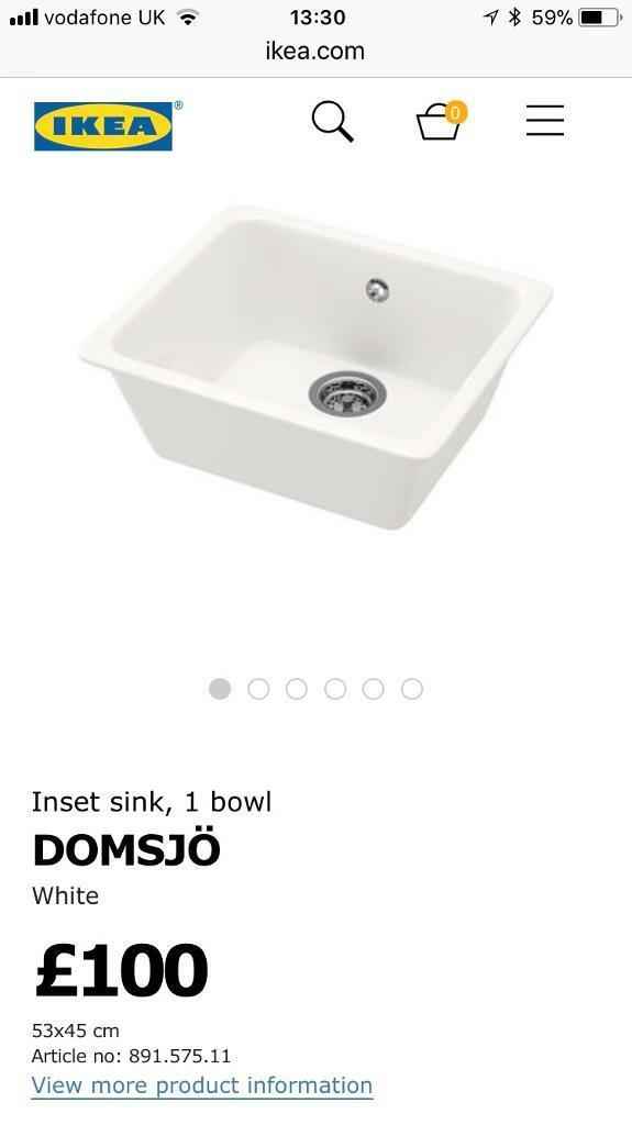 Ikea Kitchen Sink | in Perth, Perth and Kinross | Gumtree