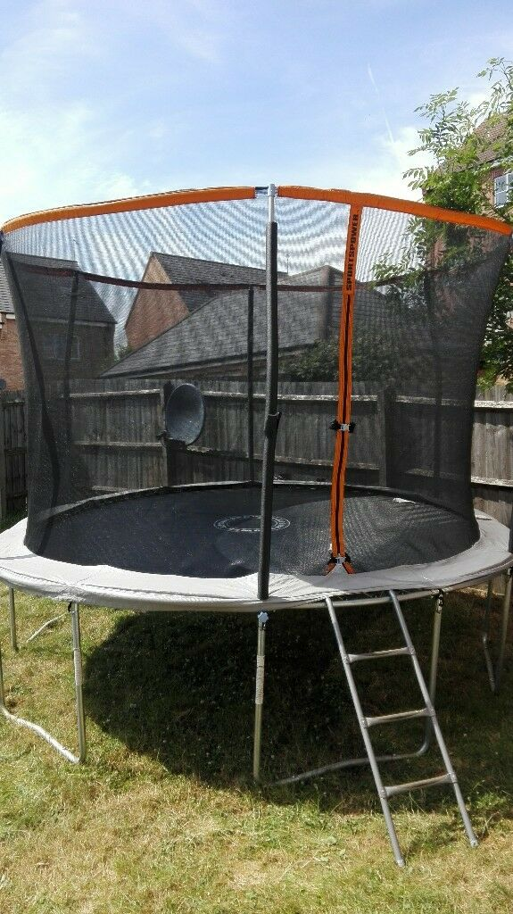 Sports Power 12 Ft Trampoline Instructions In Rugby