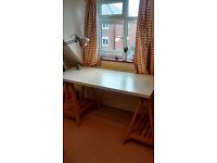 IKEA Trestles/desk for sale