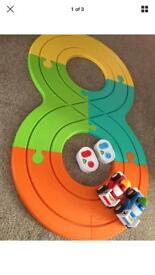 Happyland Racing Car Set