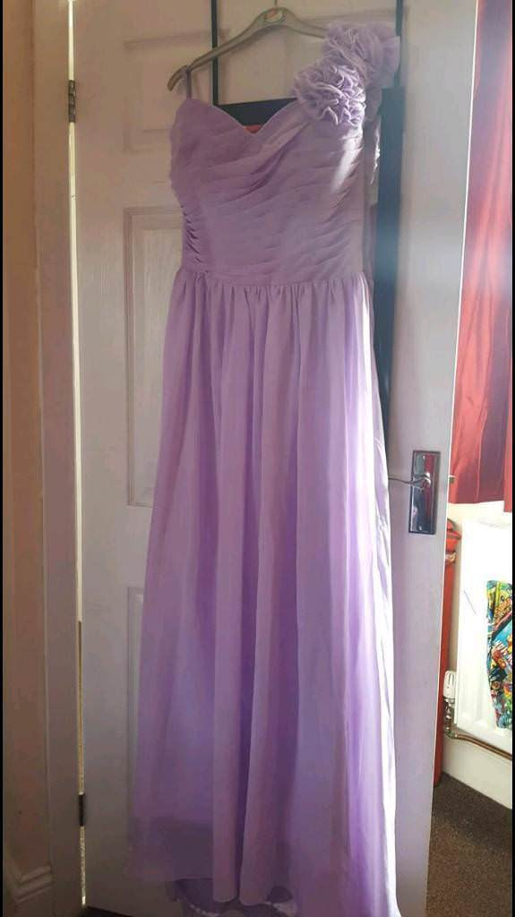 Bridesmaid dress lilac | in Stoke-on-Trent, Staffordshire | Gumtree