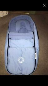 Bugaboo bee 3 cacoon (blue
