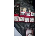 wholesale lot of new 160 jewellery items buisness start up