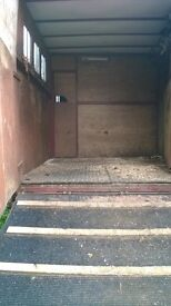 DAF 45 180 2/3 horsebox
