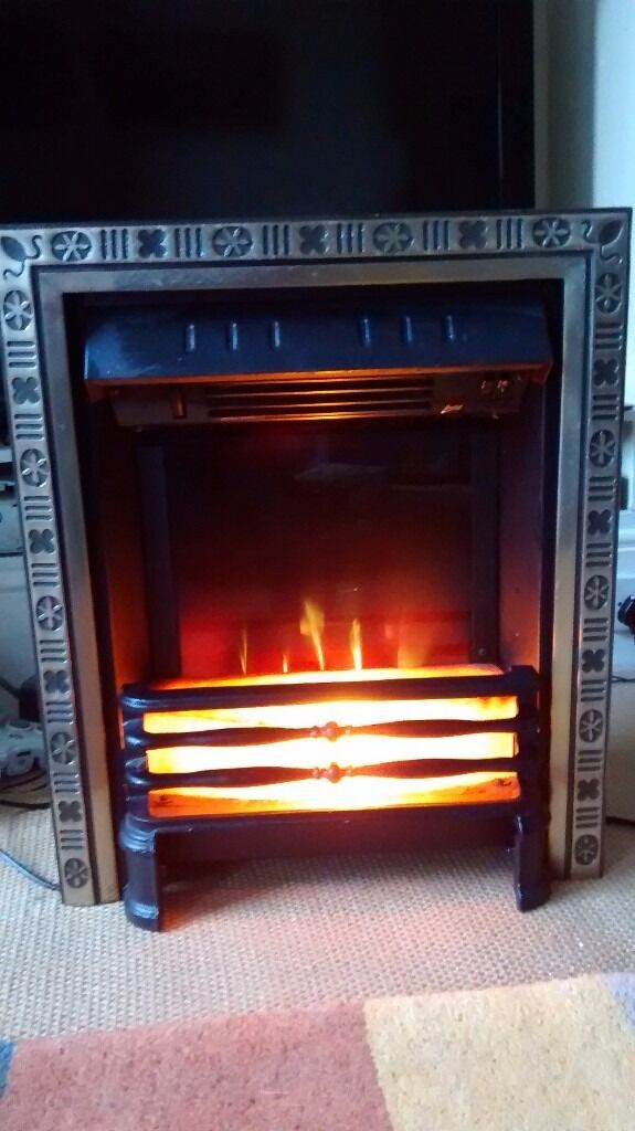 Burley Coal Effect Electric Fire