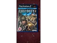 Call of Duty 3. PS2