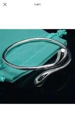 Water drop bangle