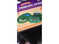 Mini golf drinking game