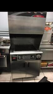 Electric Wells ventless griddle ( like new ) for only $9,500 ( retails $29,500+) free shipping all over Canada