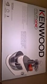 Kenwood KHH326wh multi one stand mixer.