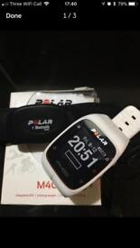 Polar M400 Fitness Watch & Heart Rate Monitor