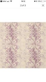 Laura Ashley Fitzroy wallpaper