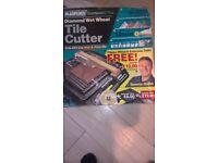 Tommy welsh tile cutter £30