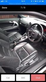 Audi A3 sline sport automatic (Bishops Stortford Essex)