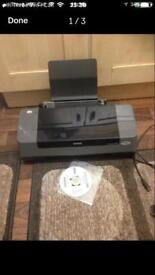 Epson printer D78