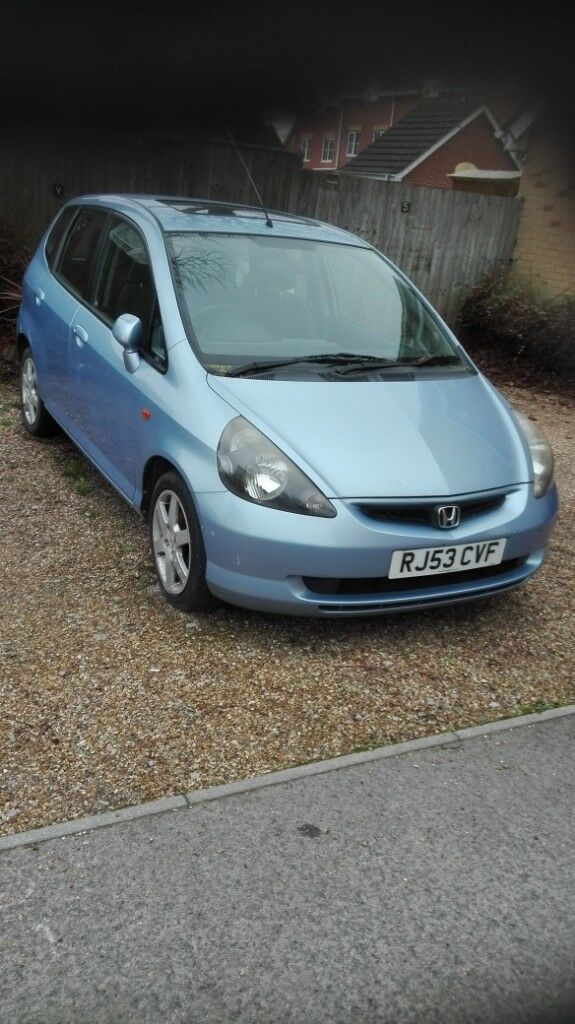 Honda Jazz 2003 Used By 3 Previous Owner Prior To Sale In Slough