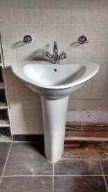 Designer Wash basin & toilet