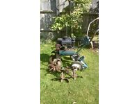 Used Garden Rotavator.