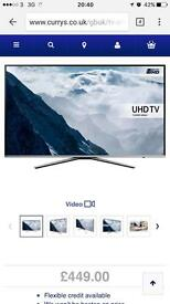 BRAND NEW 40 inch 4K TV Samsung UE40KU6400