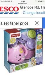 Fisher price tea set brand new £12