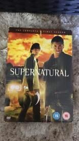 Supernatural season 1 boxset