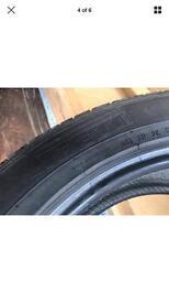 Pirelli Scorpion Verde Tyre Used 255 55 20 110 Y
