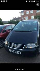 VW Sharon Automatic 1.9 TDI for sale