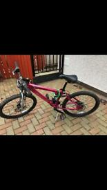 Ladies 24 inch bike