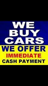 Scrap cars wanted 07794523511 same day pick any model car van spares none runners today call us fa